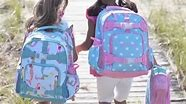 Local Churches Donate Backpacks and Sneakers to DCS Students