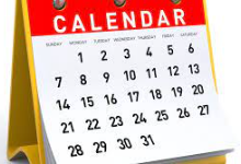 DCS Calendar for 2021-2022 School Year