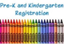 Pre-K and Kindergarten Registration Information 2021-2022 School Year