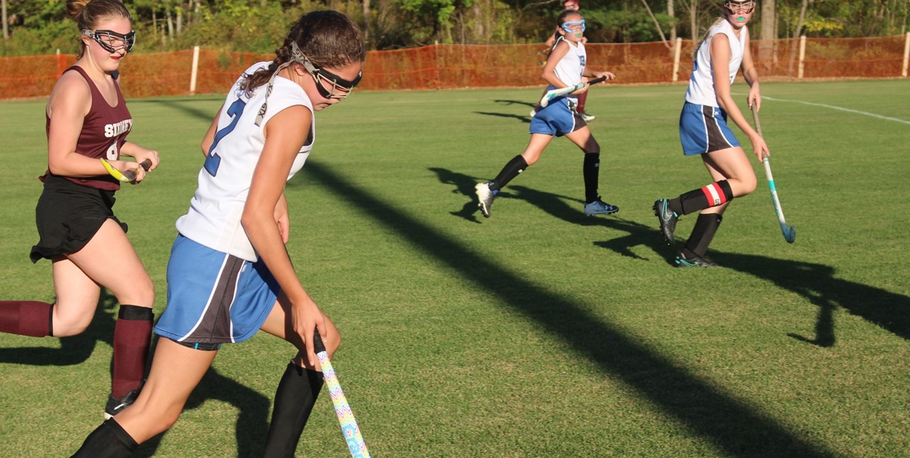 Modified Field Hockey