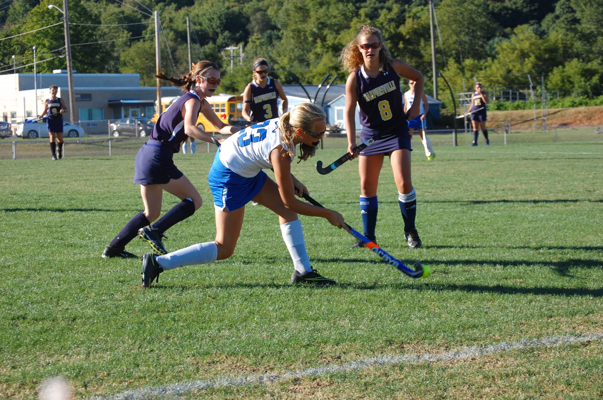 Eagles Field Hockey