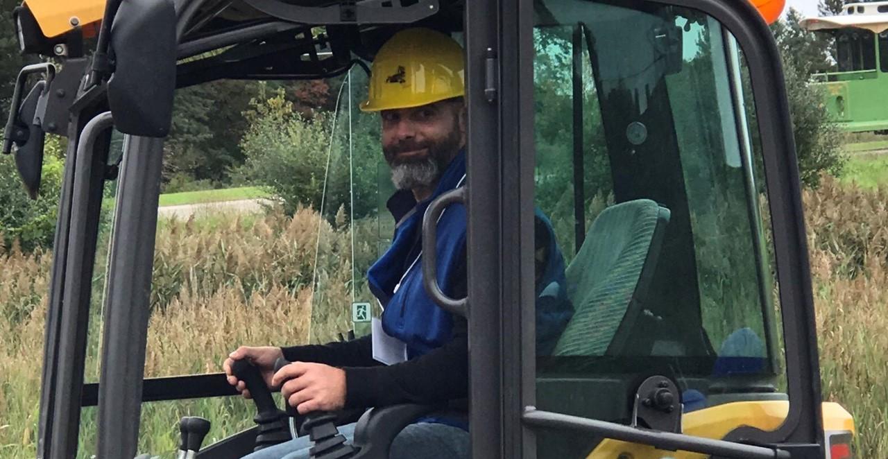 Construction Field Trip