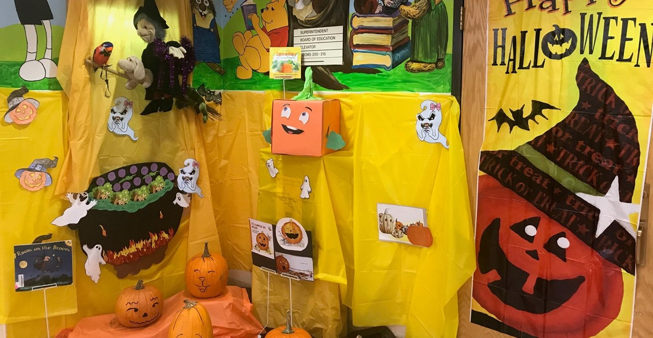 Halloween Halls