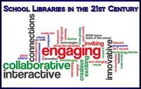 Library words image